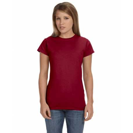 Gildan G640L Ladies' Softstyle 4.5 oz. Fitted T-Shirt