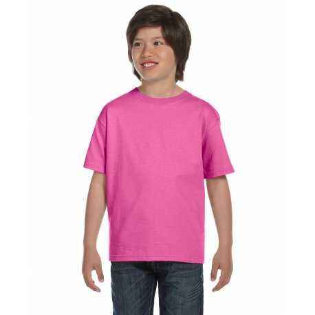 Gildan G800B Youth DryBlend 5.6 oz., 50/50 T-Shirt