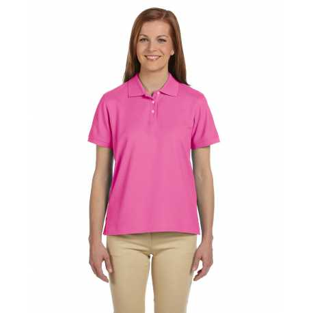 Devon & Jones D112W Ladies' Pima Pique Short-Sleeve Polo