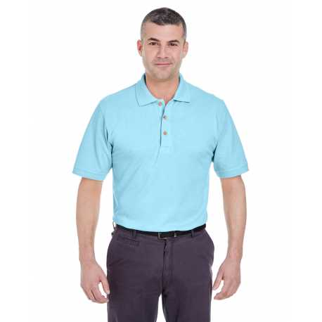 UltraClub 8535 Men's Classic Pique Polo