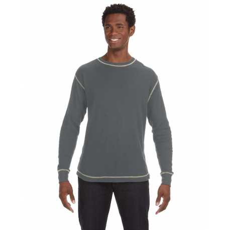 J America JA8238 Men's Vintage Long-Sleeve Thermal T-Shirt