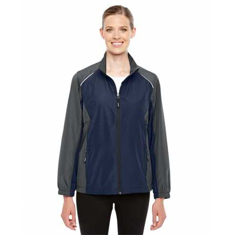 Core365 78223 Ladies' Stratus Colorblock Lightweight Jacket