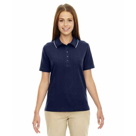 Extreme 75045 Ladies' Edry Needle-Out Interlock Polo