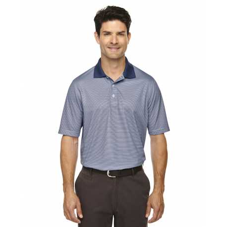 Extreme 85115 Men's Eperformance Launch Snag Protection Striped Polo