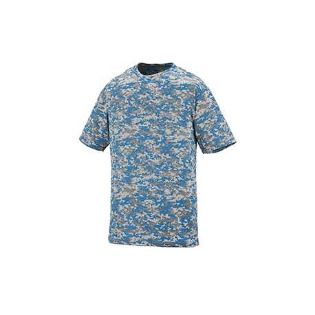 Augusta Sportswear 1798 Adult Polyester Digi Print Short-Sleeve Jersey