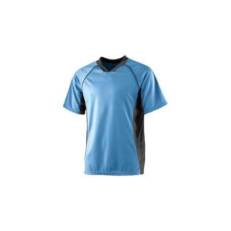Augusta Sportswear 243 PLY/WCKNG Short SLEEVE SOCCER ShIrt