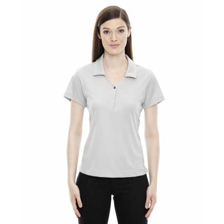 North End Sport Red 78682 Ladies' Evap Quick Dry Performance Polo