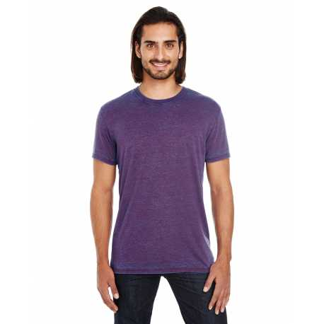 Threadfast Apparel 115A Unisex Cross Dye Short-Sleeve T-Shirt