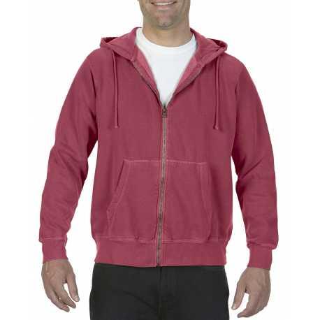 Comfort Colors 1568 Adult 9.5 oz. Full-Zip Hooded Sweatshirt