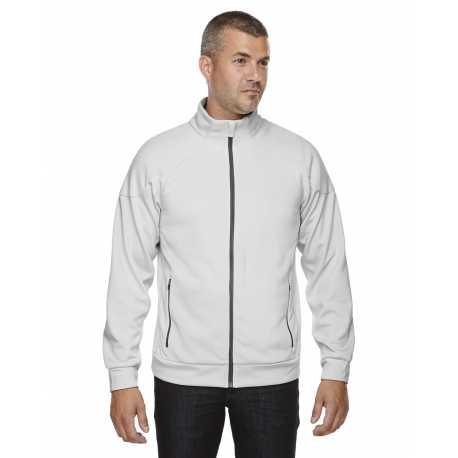 North End Sport Red 88660 Men's Evoke Bonded Fleece Jacket