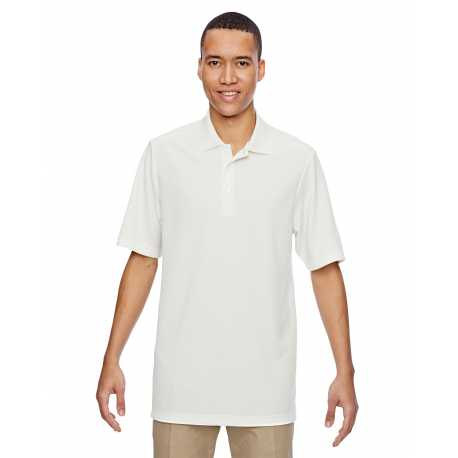North End 85121 Men's Excursion Nomad Performance Waffle Polo