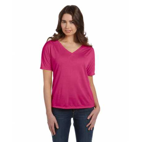 Bella + Canvas 8815 Ladies' Slouchy V-Neck T-Shirt