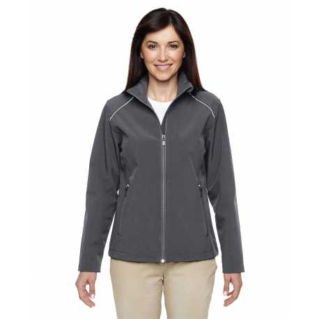 Harriton M780W Ladies' Echo Soft Shell Jacket