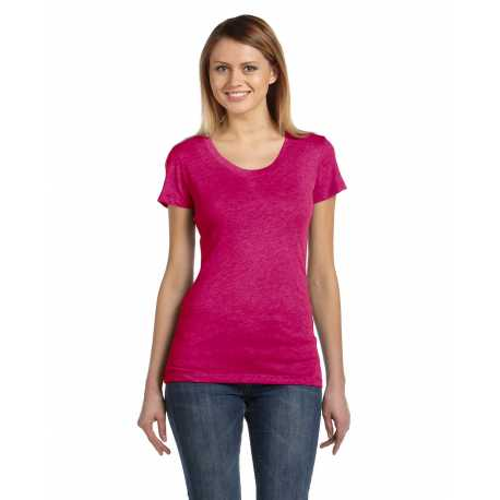 Bella + Canvas B8413 Ladies' Triblend Short-Sleeve T-Shirt