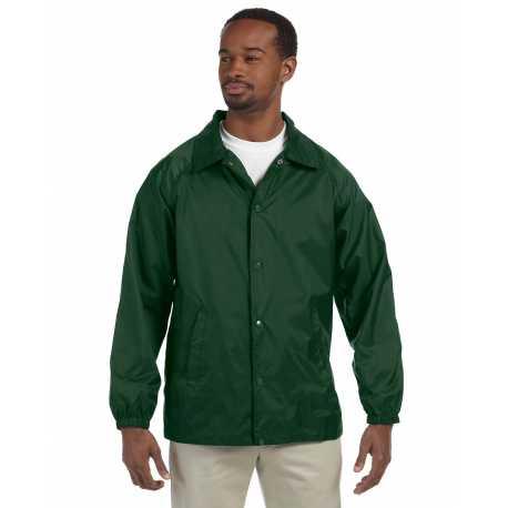 Harriton M775 Adult Nylon Staff Jacket