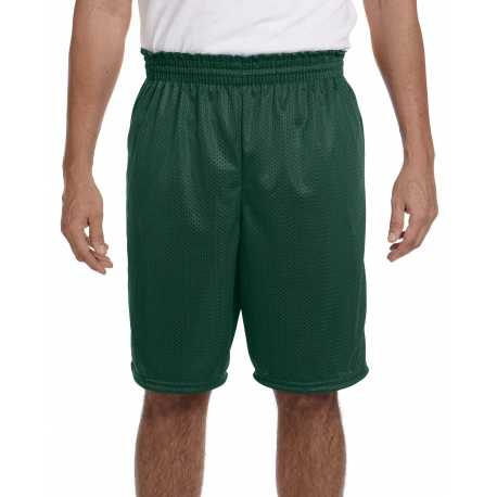 Augusta Sportswear 848 Adult Tricot Mesh/Tricot Lined Short