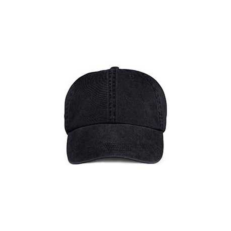 Anvil 145 Solid Low-Profile Pigment-Dyed Cap