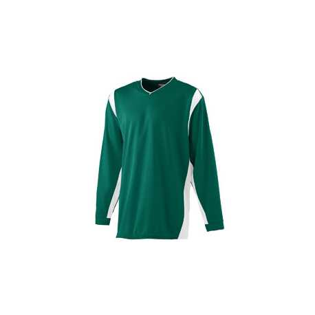 Augusta Sportswear AS4600 WICKING Long Sleeve Warmup ShIrt