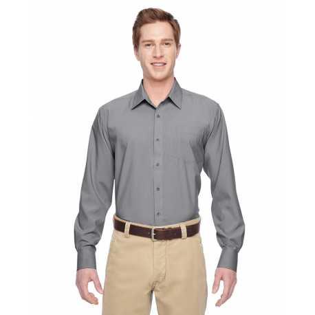 Harriton M610 Men's Paradise Long-Sleeve Performance Shirt