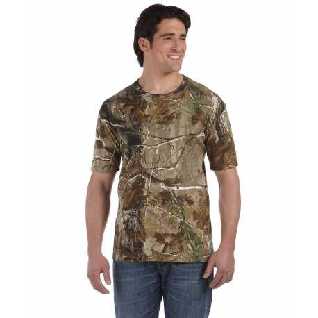 Code Five 3980 Adult REALTREE Camouflage T-Shirt