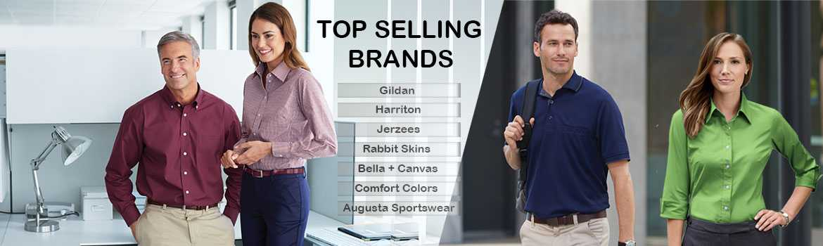 Top Selling Brands